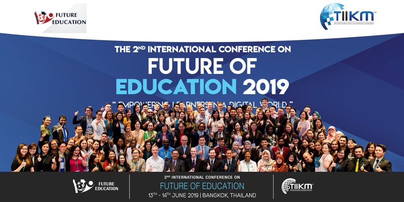 Future of Education conferences Group photo