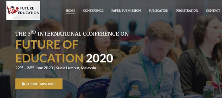 Home - The 3rd International Conference on the Future of
