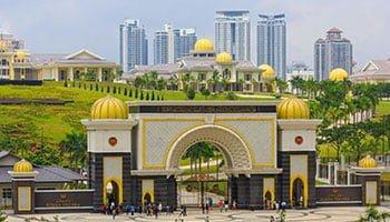 istana Negara, Jalan Tuanku Abdul Halim